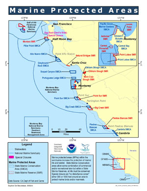 marine protected areas map